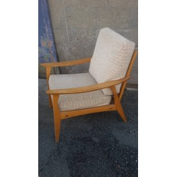 Fauteuil style scandinave