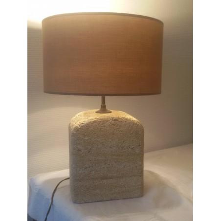 Lampe pierre du Gard