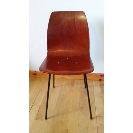 """Chaise """"CM 131"""" de Pierre Paulin édition Thonet"""