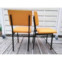 """Chaise style"""" Guariche ARP"""" vintage 60"""