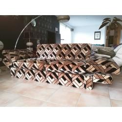Canapé-lit Roche Bobois design 70