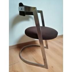 Chaise design des années 70