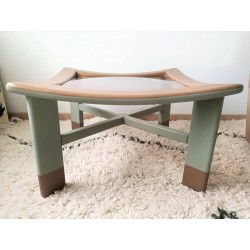 Table basse scandinave vintage 70