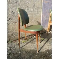 """Chaise """"Pégase"""" de Baumann vintage"""