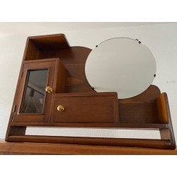 Meuble miroir rangements en...