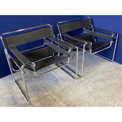 Paire de fauteuils...