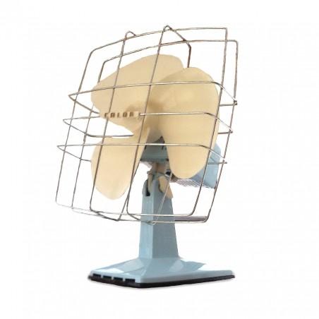 Ventilateur CALOR bleu