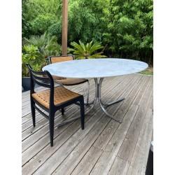 Table marbre arabescato...