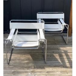 Paire de fauteuils Wassily...